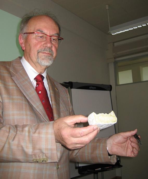 Tageskompaktseminar mit Abschlussdiplom als Käsefachverkäuferin